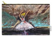 Petite Ballerina Carry-all Pouch