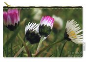Petite Daisies 2 Carry-all Pouch