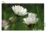 Petite Daisies 3 Carry-all Pouch