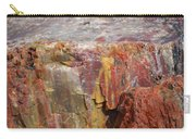 Petrified Wood 2 Carry-all Pouch