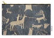 Petroglyphs, Utah Carry-all Pouch