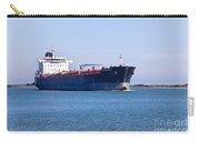 Petroleum Tanker En Route Carry-all Pouch