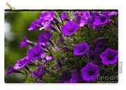 Petunias 1 Carry-all Pouch