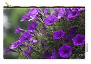 Petunias 2 Carry-all Pouch
