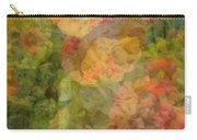 Petunias And Lantana Collage Carry-all Pouch