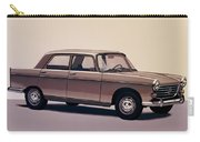 Peugeot 404 1960 Painting Carry-all Pouch