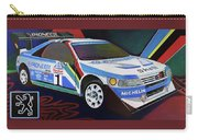 Peugeot 405 T16 Gr Pikes Peak Carry-all Pouch