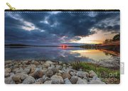 Pewaukee Lake Trail Carry-all Pouch