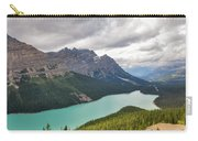 Peyto Lake - Banff National Park, Canada Carry-all Pouch