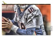 Peyton Manning Art 1 Carry-all Pouch
