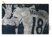 Peyton Manning Broncos 2 Carry-all Pouch