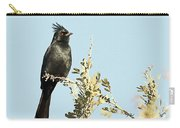 Phainopepla Carry-all Pouch