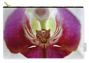 Phalaenopsis Orchid Detail Carry-all Pouch