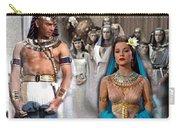 Pharaoh Of Egypt Exodus 2 Carry-all Pouch