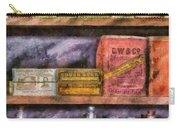 Pharmacist - Assorted Cures Carry-all Pouch