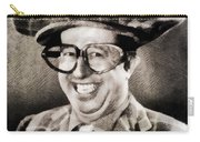 Phil Silvers, Comedy Legend Carry-all Pouch