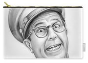 Phil Silvers Carry-all Pouch