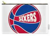 Philadelphia 76ers Retro Shirt Carry-all Pouch