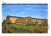 Philadelphia Art Museum From West River Drive. Carry-all Pouch