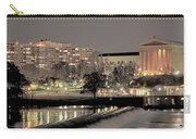 Philadelphia Art Museum In Pastel Carry-all Pouch
