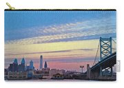 Philadelphia At Dawn Carry-all Pouch