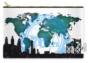 Philadelphia Basket In The World Carry-all Pouch