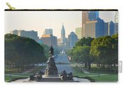 Philadelphia Benjamin Franklin Parkway Carry-all Pouch