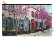 Philadelphia Blossoming In The Spring Carry-all Pouch