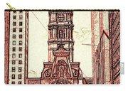 Philadelphia City Hall - Pencil Carry-all Pouch