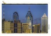 Philadelphia City Hall Skyline Carry-all Pouch
