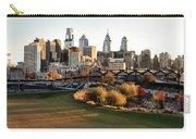 Philadelphia Cityscape From Penn Park In University City Carry-all Pouch