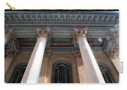 Philadelphia Classical Pillars - Looking Up Carry-all Pouch