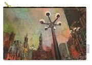 Philadelphia Downtown Sunrise Carry-all Pouch