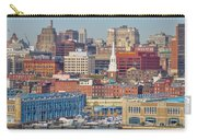 Philadelphia - From The Ben Franklin Bridge Carry-all Pouch