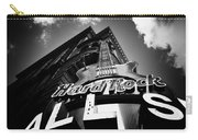Philadelphia Hard Rock Cafe  Carry-all Pouch by Bill Cannon