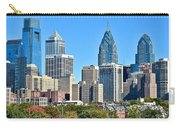 Philadelphia In Tight Carry-all Pouch