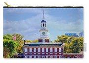 Philadelphia Landmark Carry-all Pouch