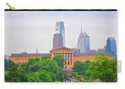 Philadelphia Museum Of Art From Lemon Hill Carry-all Pouch