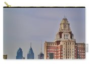 Philadelphia Skyline From Camden Waterfront Carry-all Pouch