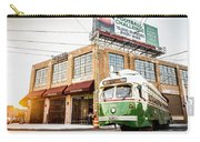 Philadelphia Trolley Carry-all Pouch
