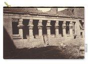 Philae, Cour Int?rieure, Colonnade De L'ouest Carry-all Pouch