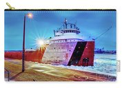 Philip R.clarke West Pier Sault Ste.marie Michigan -3124 Carry-all Pouch