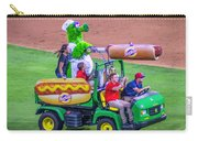 Phillie Phanatic Hot Dog Shooter Carry-all Pouch