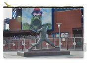 Phillies Steve Carlton Statue Carry-all Pouch