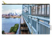 Philly From The Bridge Carry-all Pouch