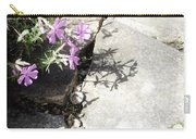 Phlox And Shadow Carry-all Pouch