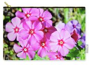 Phlox Beside The Road Carry-all Pouch