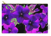 Phlox Fantasy Carry-all Pouch