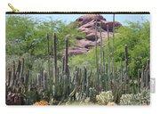 Phoenix Botanical Garden Carry-all Pouch