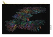 Phoenix Rising Galaxy Carry-all Pouch